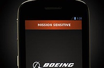BlackBerry hợp tác Boeing làm smartphone tự hủy