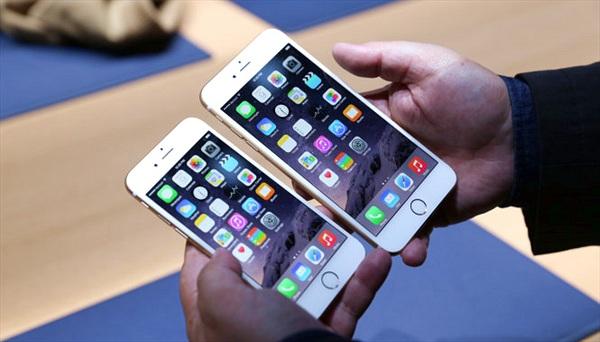 Cho đặt hàng trước, Apple bán sạch iPhone 6 Plus