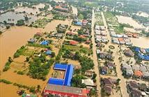 Giá ổ cứng tăng cao vì lũ lụt ở Thái Lan