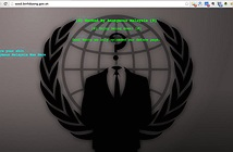 Hacker Anonymous Malaysia hạ gục 50 website Việt Nam