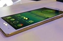 Smartphone mỏng nhất thế giới lộ diện