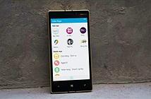 Nokia Lumia 930 Gold vừa xuất hiện, giá gần 11 triệu đồng