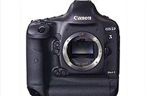 Rò rỉ cấu hình máy ảnh Canon EOS 1D X Mark II