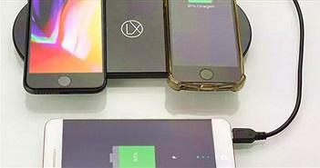 Cảnh báo khi mua bộ sạc không dây cho iPhone X của LXORY