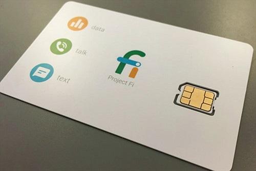 Dịch vụ dữ liệu quốc tế Project Fi của Google bị sập