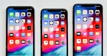 Sa lầy, Apple cắt giảm 10% sản lượng iPhone trong quý 1 năm 2019