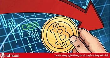 Bitcoin giảm, kéo theo loạt đồng tiền mã hóa khác