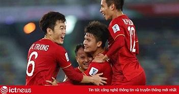 Kịch bản nào để tuyển Việt Nam vượt qua vòng bảng Asian Cup 2019?