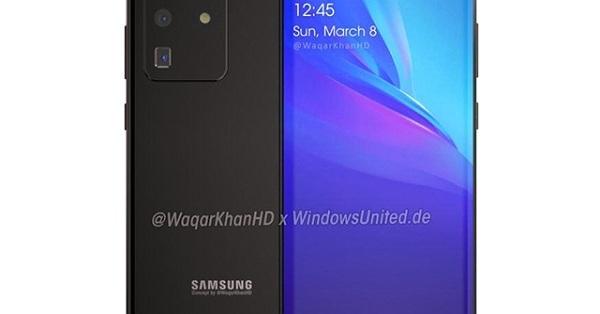 Galaxy S20 Ultra khoe sắc cực đẹp