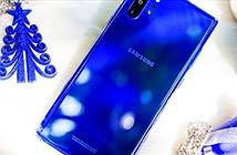 Những smartphone màu xanh thanh lịch, nổi bật cho năm mới