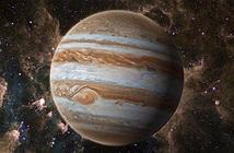 Hành tinh khổng lồ đang ném thiên thạch về phía Trái đất