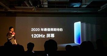 OnePlus 8 sẽ có màn hình OLED 2K, tần số quét 120Hz