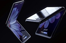 Samsung Galaxy Z Flip rò rỉ thiết kế đỉnh, ra mắt cùng Galaxy S20?
