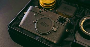 Trên tay Leica M10-P 'ASC 100 Edition': giá 540 triệu đồng, tri ân ngành điện ảnh Mỹ