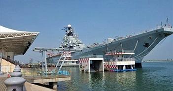 Với 2 vỏ tàu đồng nát Liên Xô, TQ mơ bá chủ mặt nước Viễn Đông