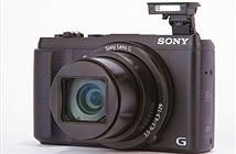 Rò rỉ cấu hình máy ảnh compact siêu zoom Sony HX80
