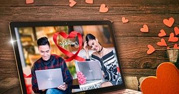 Quà tặng công nghệ dịp Valentine từ Asus