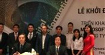 Thép Nam Kim nâng cao năng suất và hiệu quả kinh doanh nhờ Microsoft Dynamics AX ERP