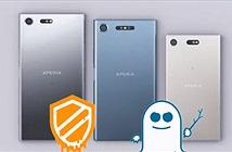 Sony Xperia XZ1 và XZ1 Compact đã được cập nhật bản vá lỗi bảo mật