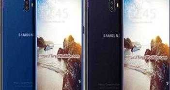 Xuất hiện Galaxy C10 tràn viền xuất sắc vẫn tích hợp Home vật lý