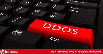 Việt Nam nằm trong 10 quốc gia bị tấn công DDoS nhiều nhất quý 4