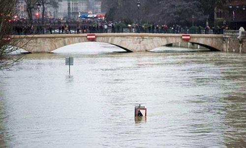 Tình trạng nước biển dâng đang diễn biến ngày càng nhanh