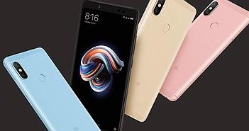 Smartphone màn hình 18:9 Xiaomi Redmi Note 5 Pro chính thức ra mắt