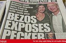Bị dọa tung ảnh nóng lên mặt báo, tỷ phú công nghệ Jeff Bezos phản ứng thế nào?
