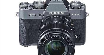 Fujifilm X-T30 chính thức: bản rút gọn hoàn hảo của XT-3, giá từ 900 USD