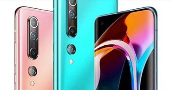 Xiaomi Mi 10 trình làng mạnh ngang Galaxy S20, chỉ từ 13,3 triệu đồng