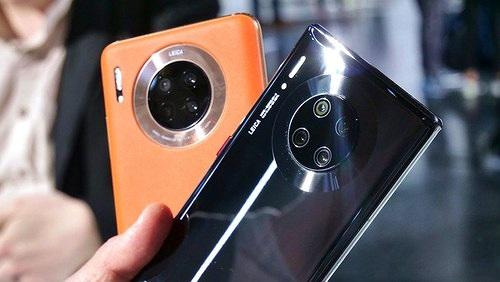 Huawei Mate 30 Pro chính thức lên kệ thị trường Việt giá