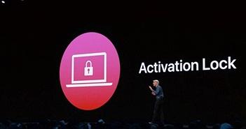 Apple cho phép người dùng gỡ khoá iCloud khỏi iPhone