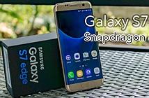 Đập hộp Galaxy S7 Edge phiên bản chip Snapdragon 820, tên mã SM-G9350