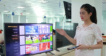 Truyền hình OTT được quản lý bằng giấy phép