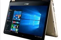 Asus VivoBook Flip màn hình gập 360° giá 17 triệu