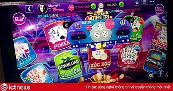 Ổ cờ bạc online Rikvip trong đường dây nghìn tỷ hoạt động ra sao?