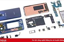 Xem màn tra tấn Galaxy S9/S9+ bằng dao, lửa và lực bẻ cong