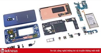 """Xem màn """"tra tấn"""" Galaxy S9/S9+ bằng dao, lửa và lực bẻ cong"""