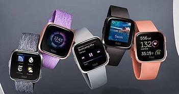 Fitbit giới thiệu smartwatch Versa: giống Apple Watch, giá 200 USD