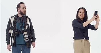 Huawei tự tin quảng cáo P20 series có thể thay thế máy ảnh chuyên nghiệp