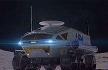 Tàu thăm dò có thể chở người không cần mặc áo bảo hộ trên Mặt trăng