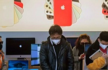 Qua đỉnh dịch, Apple đã mở lại toàn bộ cửa hàng Apple Store tại Trung Quốc