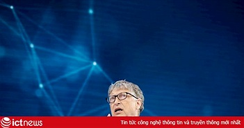 Bill Gates chính thức rời khỏi Microsoft