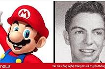 Mario đã 63 tuổi