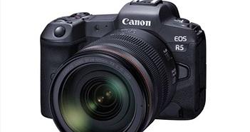 Canon đập tan hoài nghi về khả năng quay 8K trên EOS R5