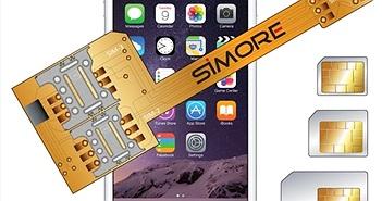 Biến iPhone 1 SIM thành 3 SIM qúa dễ