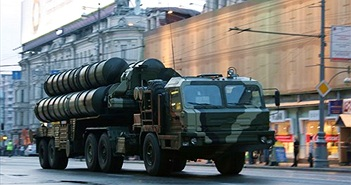 Tên lửa phòng không S-400 sẽ bảo vệ Thủ đô Bắc Kinh?