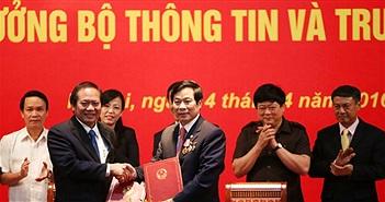 Bộ trưởng Trương Minh Tuấn: Quyết tâm đưa Việt Nam thành nước mạnh về CNTT-TT