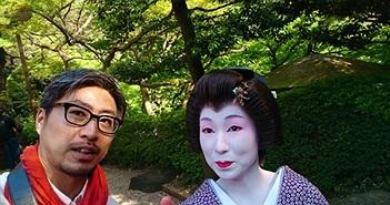 Ngắm ảnh chụp selfie từ Sony Xperia X