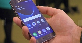 Samsung Galaxy S7 cập nhật thêm tính năng cho phép hiển thị nhiều nội dung hơn